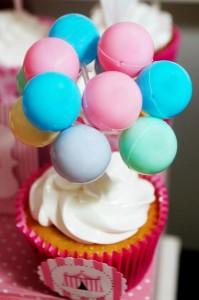 Circus Bear Birthday Party via Kara's Party Ideas| Kara'sPartyIdeas.com #circus #bear #birthday #party #supplies #ideas (7)