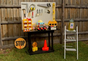 Construction Birthday Party via Kara's Party Ideas | Kara'sPartyIdeas.com #construction #birthday #party #supplies #ideas (16)