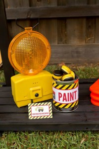 Construction Birthday Party via Kara's Party Ideas | Kara'sPartyIdeas.com #construction #birthday #party #supplies #ideas (28)