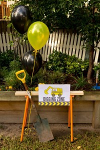 Construction Birthday Party via Kara's Party Ideas | Kara'sPartyIdeas.com #construction #birthday #party #supplies #ideas (4)