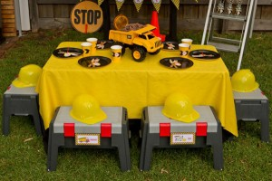 Construction Birthday Party via Kara's Party Ideas | Kara'sPartyIdeas.com #construction #birthday #party #supplies #ideas (26)