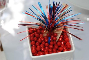 July 4th Seersucker Party via Kara's Party Ideas | KarasPartyIdeas.com #patriotic #july #4th #seersucker #party #ideas (9)