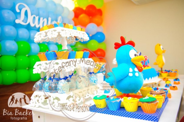 Galinha Pintadinha Party via KarasPartyIdeas.com #GalinhaPintadinha #party #idea #supplies (5)