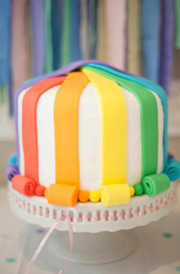 Birthday Cake Ideas Rainbow : Kara s Party Ideas Rainbow Cake Archives Kara s Party Ideas