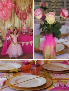 Goldilicious Pinkalicious Birthday Party with Lots of Ideas via Kara's Party Ideas | Kara'sPartyIdeas.com #goldilicious #pinkalicious #birthday #party #supplies #ideas