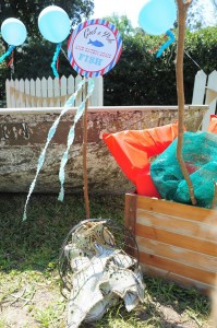 #fishing #birthday #party #ideas #planning #decorations #ideas #cake (8)