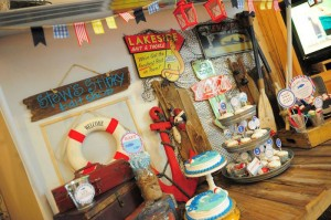 #fishing #birthday #party #ideas #planning #decorations #ideas #cake (4)