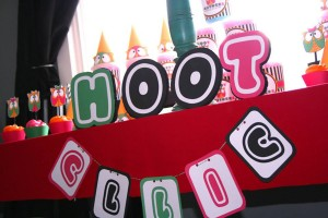 Two's a Hoot Birthday Party via Kara's Party Ideas | Kara'sPartyIdeas.com #twos #a #hoot #birthday #party #supplies #ideas (13)