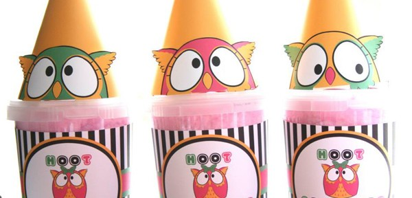 Two's a Hoot Birthday Party via Kara's Party Ideas | Kara'sPartyIdeas.com #twos #a #hoot #birthday #party #supplies #ideas (4)