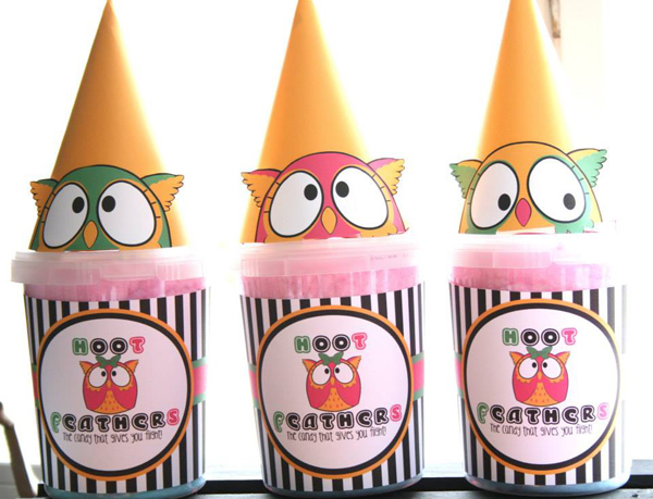 Karas Party Ideas Twos A Hoot Birthday Party Planning Ideas