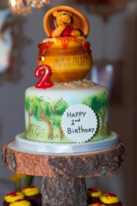 Winnie The Pooh Hundred Acre Wood Party via Kara's Party Ideas | Kara'sPartyIdeas.com #winnie #the #pooh #hundred #acre #wood #ideas #supplies (24)