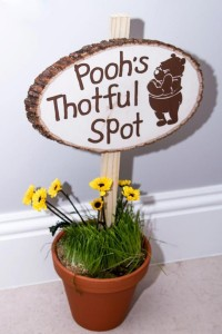Winnie The Pooh Hundred Acre Wood Party via Kara's Party Ideas | Kara'sPartyIdeas.com #winnie #the #pooh #hundred #acre #wood #ideas #supplies (23)