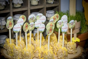 Winnie The Pooh Hundred Acre Wood Party via Kara's Party Ideas | Kara'sPartyIdeas.com #winnie #the #pooh #hundred #acre #wood #ideas #supplies (21)