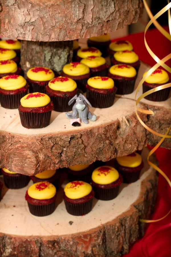 Winnie The Pooh Hundred Acre Wood Party via Kara's Party Ideas | Kara'sPartyIdeas.com #winnie #the #pooh #hundred #acre #wood #ideas #supplies (17)