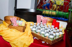 Winnie The Pooh Hundred Acre Wood Party via Kara's Party Ideas | Kara'sPartyIdeas.com #winnie #the #pooh #hundred #acre #wood #ideas #supplies (10)