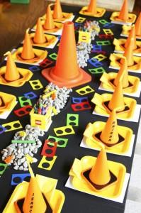 Lego Construction Birthday Party via KarasPartyIdeas.com #lego #construction #truck #party #idea #supplies (43)