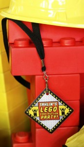 Lego Construction Birthday Party via KarasPartyIdeas.com #lego #construction #truck #party #idea #supplies (39)