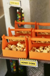 Lego Construction Birthday Party via KarasPartyIdeas.com #lego #construction #truck #party #idea #supplies (32)