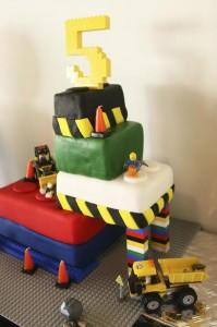 Lego Construction Birthday Party via KarasPartyIdeas.com #lego #construction #truck #party #idea #supplies (31)