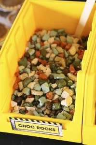 Lego Construction Birthday Party via KarasPartyIdeas.com #lego #construction #truck #party #idea #supplies (30)