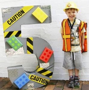 Lego Construction Birthday Party via KarasPartyIdeas.com #lego #construction #truck #party #idea #supplies (22)