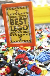 Lego Construction Birthday Party via KarasPartyIdeas.com #lego #construction #truck #party #idea #supplies (20)