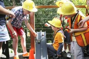 Lego Construction Birthday Party via KarasPartyIdeas.com #lego #construction #truck #party #idea #supplies (18)