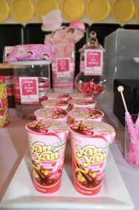 Girly Art Party via KarasPartyIdeas.com #girl #art #party #idea #decorations (12)
