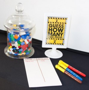 Lego Construction Birthday Party via KarasPartyIdeas.com #lego #construction #truck #party #idea #supplies (15)