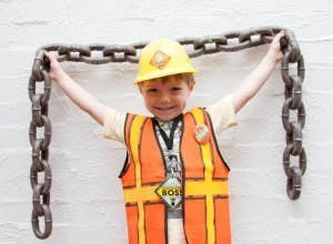Lego Construction Birthday Party via KarasPartyIdeas.com #lego #construction #truck #party #idea #supplies (13)