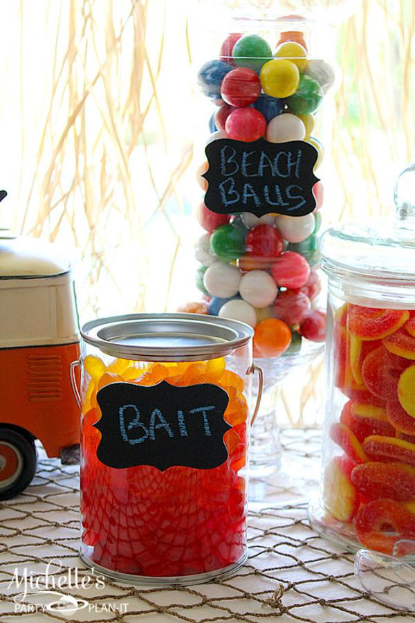 Hello Summer Surf Party via Kara's Party Ideas | KarasPartyIdeas.com #hello #summer #surf #beach #party #ideas (25)