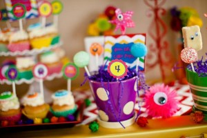 Girly Monster Bash via Kara's Party Ideas | KarasPartyIdeas.com #girl #birthday #monster #bash #party #ideas (55)