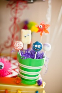 Girly Monster Bash via Kara's Party Ideas | KarasPartyIdeas.com #girl #birthday #monster #bash #party #ideas (54)