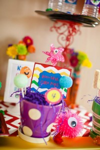 Girly Monster Bash via Kara's Party Ideas | KarasPartyIdeas.com #girl #birthday #monster #bash #party #ideas (52)