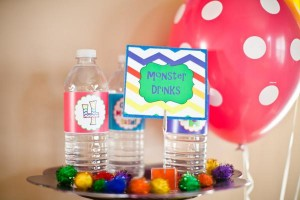 Girly Monster Bash via Kara's Party Ideas | KarasPartyIdeas.com #girl #birthday #monster #bash #party #ideas (49)