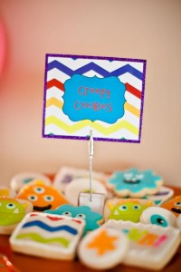 Girly Monster Bash via Kara's Party Ideas | KarasPartyIdeas.com #girl #birthday #monster #bash #party #ideas (46)