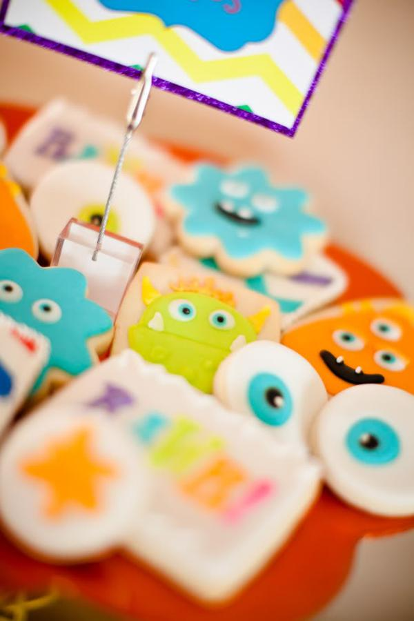 Girly Monster Bash via Kara's Party Ideas | KarasPartyIdeas.com #girl #birthday #monster #bash #party #ideas (44)