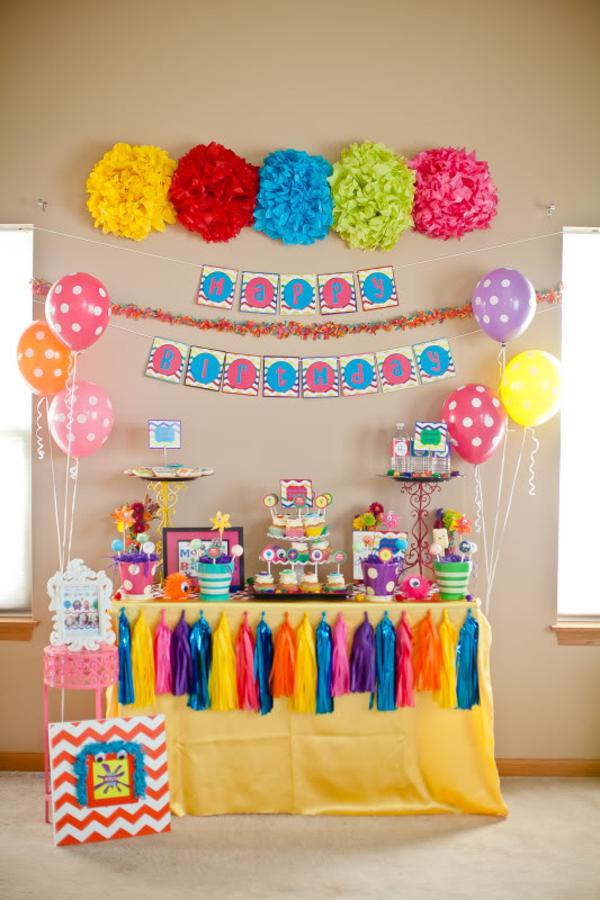 Girly Monster Bash via Kara's Party Ideas | KarasPartyIdeas.com #girl #birthday #monster #bash #party #ideas (41)