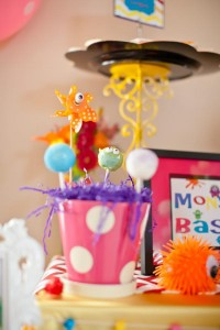 Girly Monster Bash via Kara's Party Ideas | KarasPartyIdeas.com #girl #birthday #monster #bash #party #ideas (40)