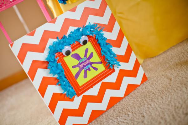 Girly Monster Bash via Kara's Party Ideas | KarasPartyIdeas.com #girl #birthday #monster #bash #party #ideas (39)