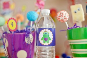 Girly Monster Bash via Kara's Party Ideas | KarasPartyIdeas.com #girl #birthday #monster #bash #party #ideas (37)