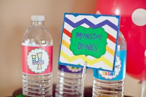 Girly Monster Bash via Kara's Party Ideas | KarasPartyIdeas.com #girl #birthday #monster #bash #party #ideas (35)
