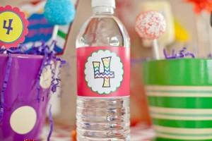Girly Monster Bash via Kara's Party Ideas | KarasPartyIdeas.com #girl #birthday #monster #bash #party #ideas (33)