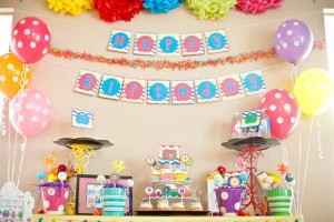 Girly Monster Bash via Kara's Party Ideas | KarasPartyIdeas.com #girl #birthday #monster #bash #party #ideas (28)