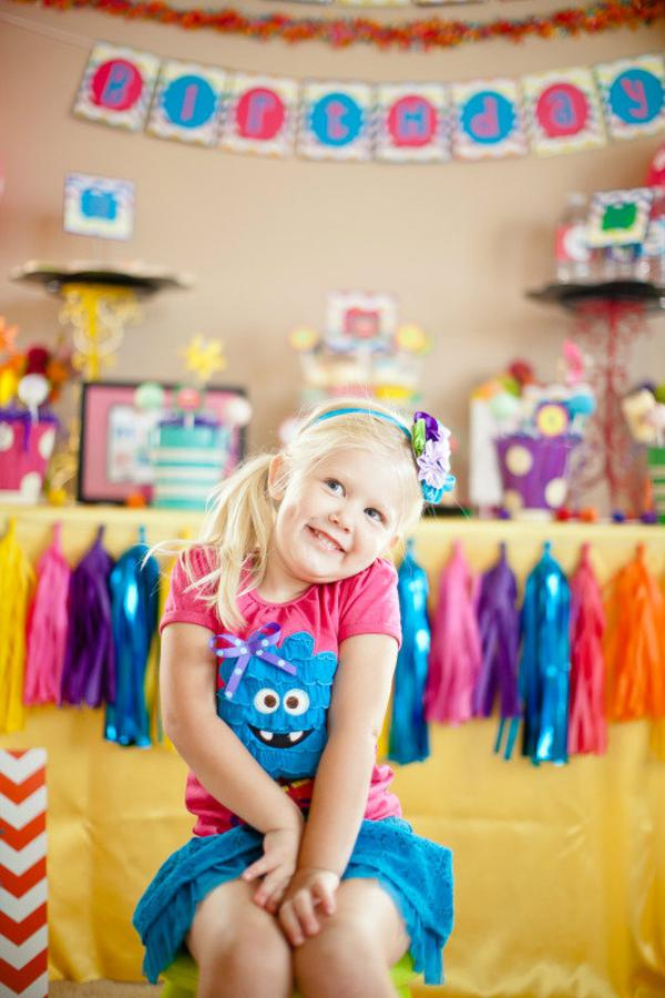 Girly Monster Bash via Kara's Party Ideas | KarasPartyIdeas.com #girl #birthday #monster #bash #party #ideas (27)