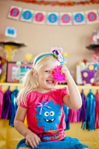 Girly Monster Bash via Kara's Party Ideas | KarasPartyIdeas.com #girl #birthday #monster #bash #party #ideas (26)