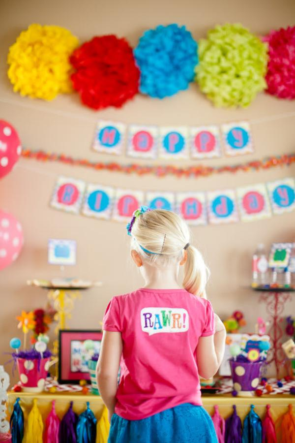 Girly Monster Bash via Kara's Party Ideas | KarasPartyIdeas.com #girl #birthday #monster #bash #party #ideas (25)