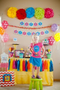 Girly Monster Bash via Kara's Party Ideas | KarasPartyIdeas.com #girl #birthday #monster #bash #party #ideas (23)