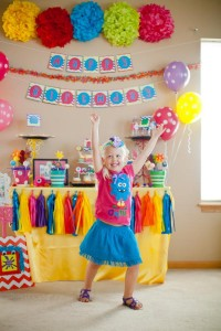 Girly Monster Bash via Kara's Party Ideas | KarasPartyIdeas.com #girl #birthday #monster #bash #party #ideas (18)