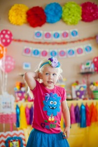 Girly Monster Bash via Kara's Party Ideas | KarasPartyIdeas.com #girl #birthday #monster #bash #party #ideas (17)